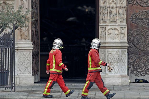 Les sapeurs-pompiers sont en grève depuis fin juin (image d'illustration).