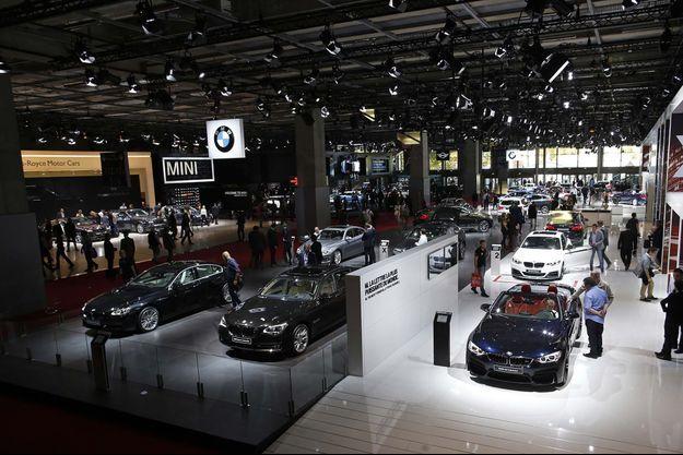 Le Mondial Auto de Paris a notamment été annulé.