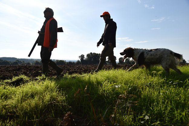 Des chasseurs dans la Sarthe (image d'illustration).