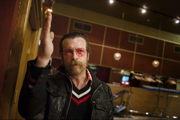 Jesse Hughes, le leader des Eagles of Death Metal.