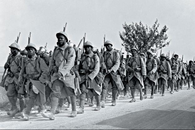 Les tirailleurs sénégalais sont considérés parmi les plus téméraires. Ils ont joué un rôle majeur à Verdun.