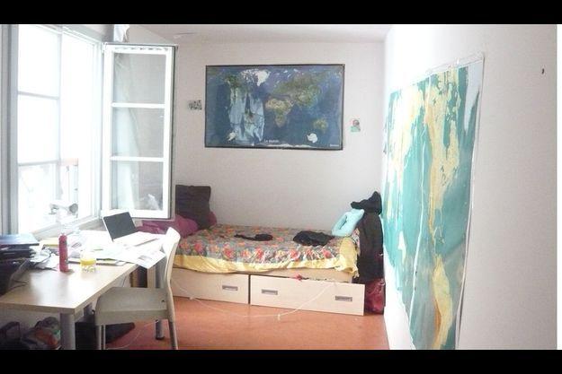 Studio en résidence universitaire dans le 6ème arrondissement à Paris