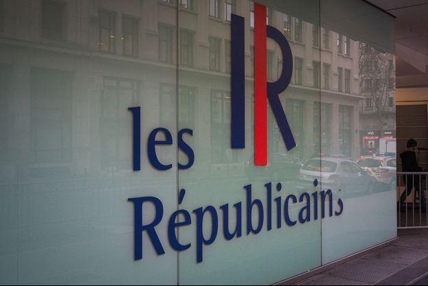 Le siège des Républicains à Paris.
