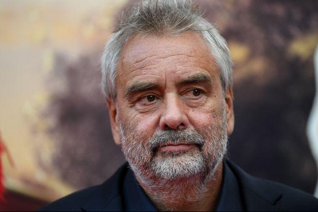 Luc Besson ici en 2018