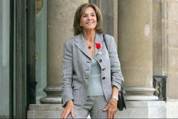 Gisèle Halimi, en 2006.