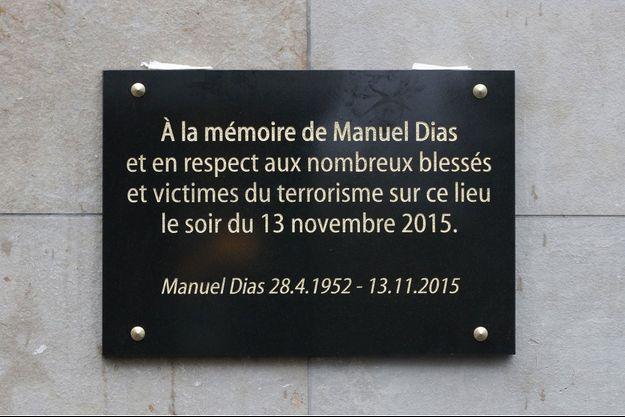 Manuel Dias est mort devant le Stade de France.