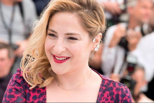 Marilou Berry au Festival de Cannes 2019.