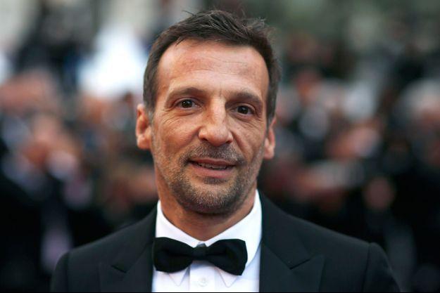 Mathieu Kassovitz en mai dernier au Festival de Cannes.