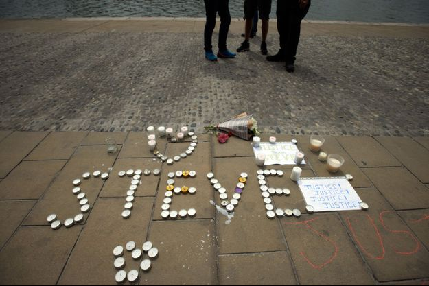 Plusieurs appels ont été diffusés sur les réseaux sociaux pour rendre hommage à Steve Maia Caniço, samedi à Nantes.