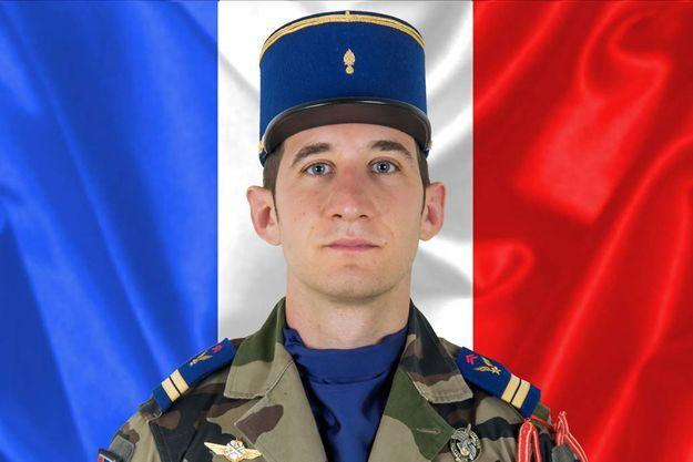 Lieutenant Alex Morisse
