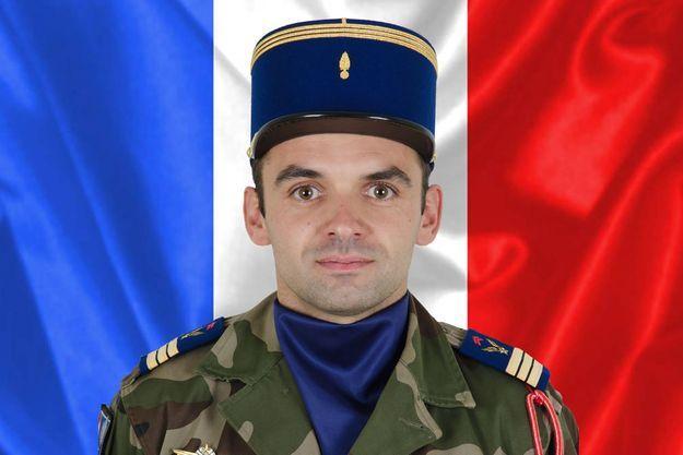 Capitaine Benjamin Gireud