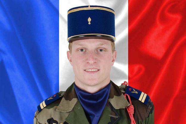 Lieutenant Pierre-Emmanuel Bockel