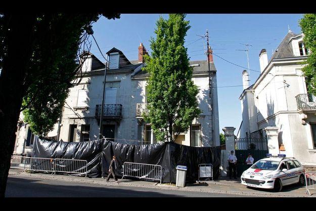 Le domicile de la famille Dupont de Ligonnès, à Nantes