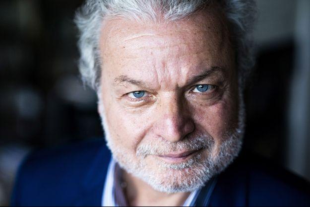 L'auteur turc Nedim Gürsel.