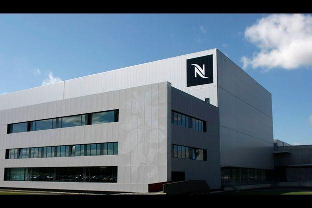 Le centre Nespresso d'Avenches, en Suisse