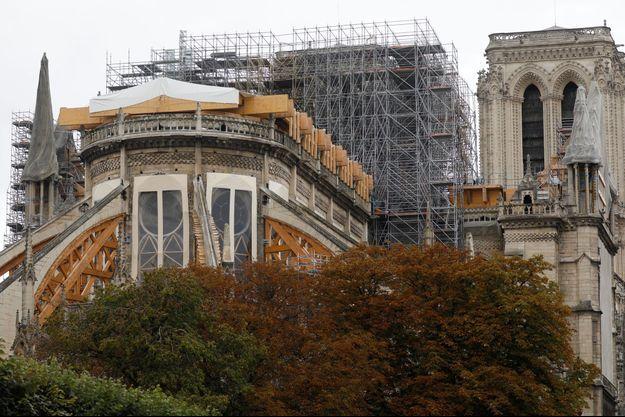La restauration de Notre-Dame de Paris est déjà au coeur de polémiques.