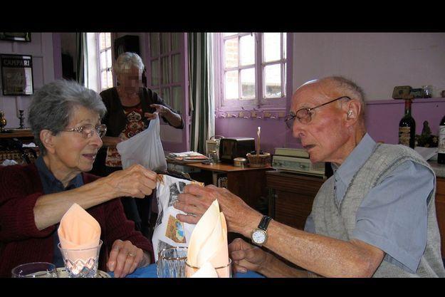 Lucienne et Camille Guiilard ont disparu depuis le 8 octobre.
