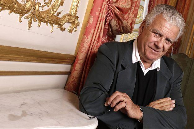 Olivier Duhamel, le 30 mars 2019.
