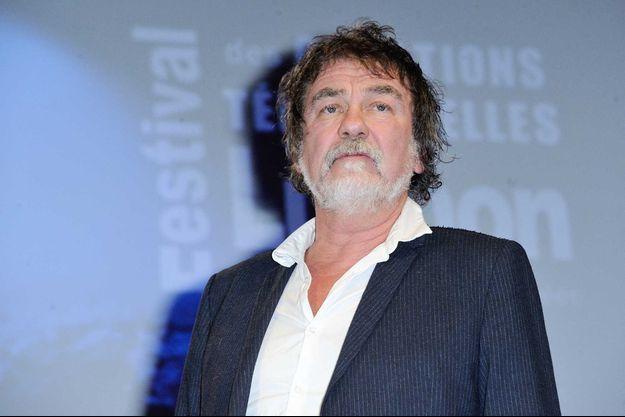 Olivier Marchal en 2017.