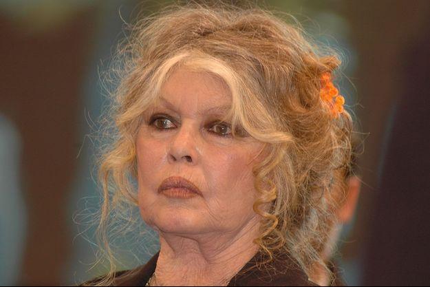 Brigitte Bardot en 2011.