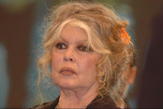 Brigitte Bardot en 2011, à Paris.