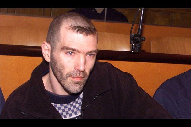 Patrice Alègre à son procès en 2002.