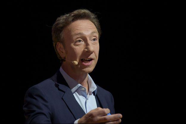 Stéphane Bern en octobre 2018 à Paris.