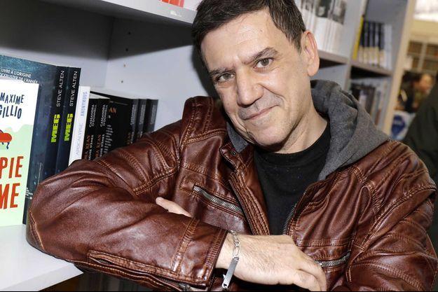 Christian Quesada au salon du livre de Paris, 16 mars 2019.