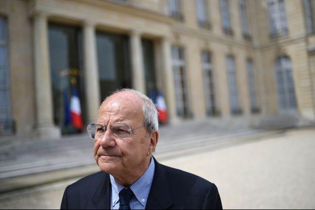 Marc Ladreit de Lacharrière (photo d'illustration)
