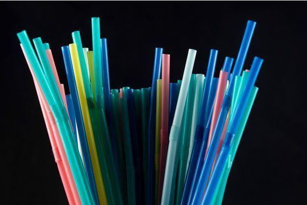 Les pailles en plastique seront bannies de l'UE dès 2021.