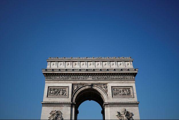 L'Arc de Triomphe devrait rester fermé samedi et dimanche.