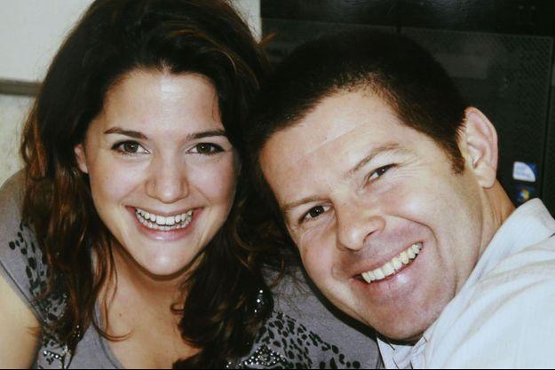Jessica Schneider et Jean-Baptiste Salvaing, les deux policiers tués à Magnanville.