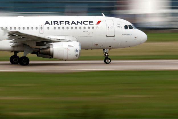 Un avion Air France (image d'illustration).