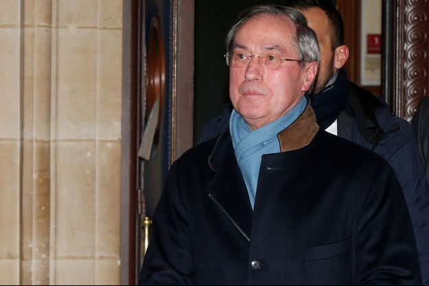 Claude Guéant, ici en décembre dernier.