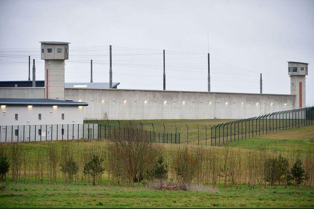 La prison de Condé-sur-Sarthe dans l'Orne, en mars dernier.