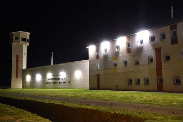 Prison d'Alençon.