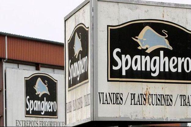 L'entreprise Spanghero (photo d'illustration)