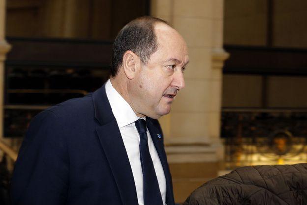 Bernard Squarcini ici en février 2014.