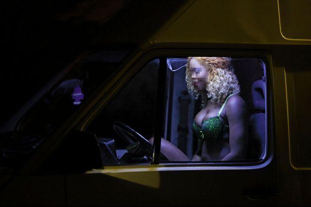 Prostitution au bois de Vincennes.
