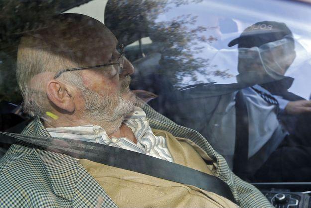 Jean-Claude Mas a été condamné à 4 ans de prison ferme.