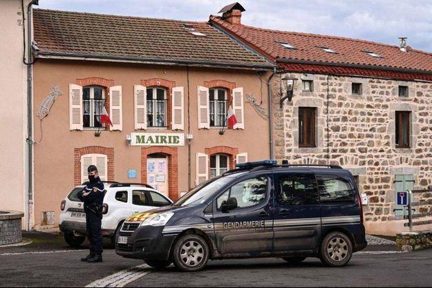 Frédérik L. a tué trois gendarmes à Saint-Just, dans le Puy-de-Dôme.