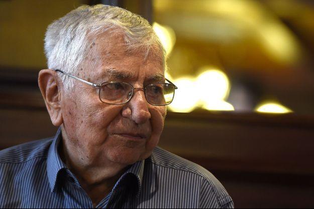 Jean Mercier, 88 ans, a été relaxé