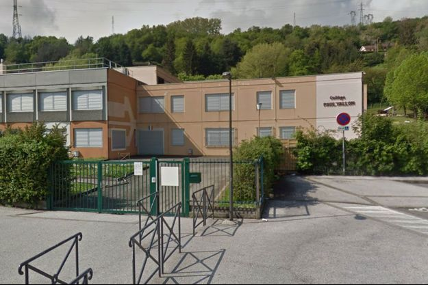 Collège Paul Vallon à Givors