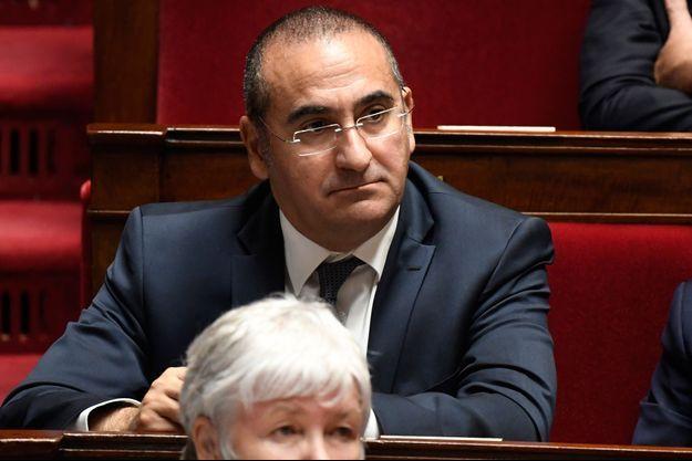 Le secrétaire d'Etat à l'Intérieur Laurent Nuñez.