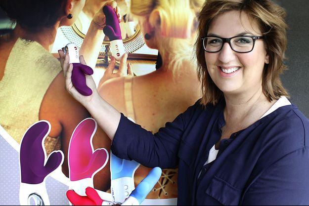 Simone Kalz, directrice de la production et du développement de produit chez Fun Factory.