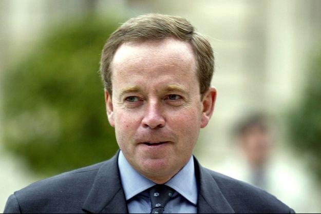 Renaud Donnedieu de Vabres en 2002