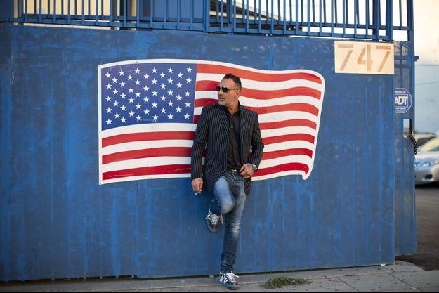 Christian Audigier à Los Angeles