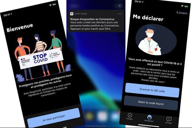 L'application StopCovid