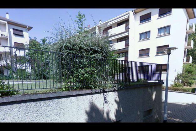 C'est dans ce quartier de Strasbourg que Martine Riss avait perdu la vie en 1986.