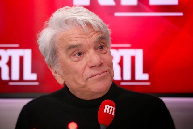 Bernard Tapie le 15 mai dernier sur RTL.